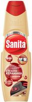 Чистящее средство Sanita для стеклокерамики, 600 мл