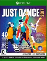 Игра для Xbox One Ubisoft Just Dance 2017