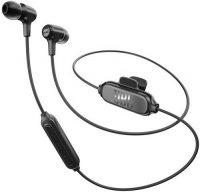Беспроводные наушники с микрофоном JBL E25BT Black