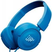Наушники с микрофоном JBL T450 Blue