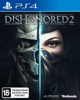 Игра для PS4 Bethesda Dishonored 2