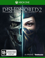 Игра для Xbox One Bethesda Dishonored 2