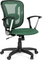 Кресло Chairman 452 Зеленый, 6061810 фото