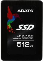 Твердотельный диск ADATA SP920SS 512Gb (ASP920SS3-512GM-C) фото