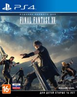 Игра для PS4 Square Enix Final Fantasy XV. Day One Edition