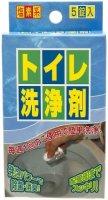 Средство для чистки туалета Nagara 5 х 4,5 г (4316)