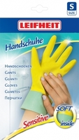 Хозяйственные перчатки Leifheit Sensitive, размер S, 40023 leifheit перчатки latex free m neq45x x