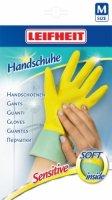 Хозяйственные перчатки Leifheit Sensitive, размер M, 40024