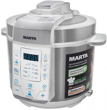 MARTA MT-4312 White/Steel