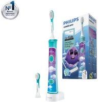 Электрическая зубная щетка Philips HX6322/04 For Kids
