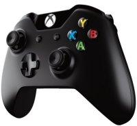Геймпад Microsoft Xbox One Wireless Black (6CL-00002)