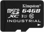 Карта памяти Kingston MicroSDXC 64GB Class 10 UHS-I (SDCIT/64GBSP)