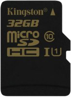Карта памяти Kingston microSDHC 32Gb 10 UHS-I (SDCA10/32GBSP)