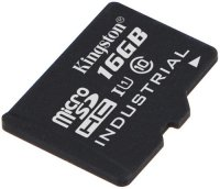 Карта памяти Kingston MicroSDHC 16Gb UHS-I (SDCIT/16GBSP)