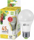 Светодиодная лампа Asd LED-A60-Standard-5-E27-400-3000