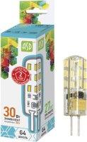 Светодиодная лампа Asd LED-JC-standard-3-G4-4000