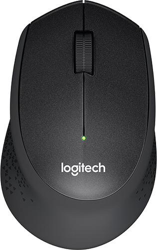 Купить Мышь Logitech, M330 Silent Plus Black (910-004909)