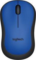 Мышь Logitech M220 Silent Blue (910-004879)