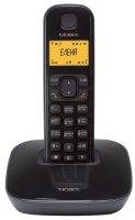 Радиотелефон teXet TX-D6705A Black
