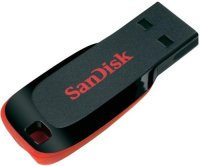 USB-флешка SanDisk Cruzer Blade 128Gb (SDCZ50-128G-B35)