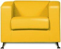 Кресло Смк Модуле 041.08 1х Фалкон, цвет 12GL - желтый (80093581)