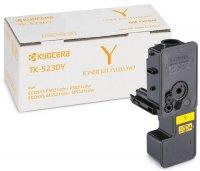 Тонер-картридж Kyocera TK-5230Y Yellow