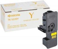 Тонер-картридж Kyocera TK-5220Y Yellow