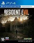 Игра для PS4 Capcom Resident Evil 7: Biohazard (поддержка VR)