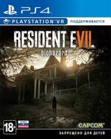 Игра для PS4 Capcom Resident Evil 7: Biohazard (поддержка VR) фото
