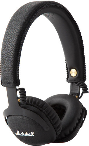Купить Беспроводные наушники с микрофоном Marshall, Mid Bluetooth Black (15118903)