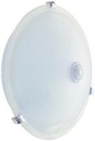 Светильник Iek НПО3231Д с датчиком движения, 2х25 Вт, белый (LNPO0-3231D-2-025-K01) фото
