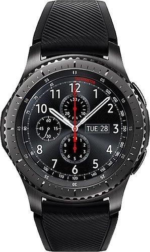 Умные часы SAMSUNG Gear S3 Frontier (SM-R760NDAASER) - купить умные ... 73ceb617d6c10