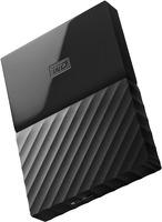 WD MY PASSPORT 1TB BLACK (BBEX0010BBK-EEUE)