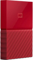 WD MY PASSPORT 2TB RED (BUAX0020BRD-EEUE)