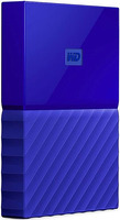 WD MY PASSPORT 2TB BLUE (BUAX0020BBL-EEUE)