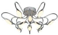 Светильник потолочный Idlamp Oktopia 295/12PF-LEDChrome