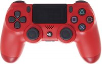 Геймпад PlayStation Dualshock v2 PS4 Magma Red