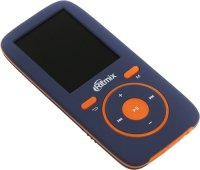 MP3-плеер Ritmix RF-4450 4Gb Blue/Orange