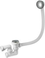 Сифон для ванны Wirquin Quick Clac, полуавтомат, 700 мм (30718585)