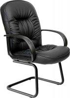 Кресло Chairman 416V Эко, Черный глянец (6006817)