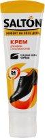 Крем для обуви из гладкой кожи Salton Standart с аппликатором, 75 мл, цвет - черный (4975/18)