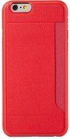 Чехол Ozaki O!coat 0.4 + Pocket для Apple iPhone 6/6s Plus, Red (OC597RD)