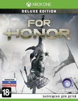 Игра для Xbox One Ubisoft For Honor. Deluxe Edition
