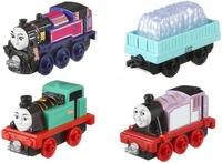 Купить Игровой набор Thomas&Friends, Паровозики, 3 шт + вагончик, в ассортименте (DWM32)