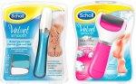 Подарочный набор Scholl Электрическая роликовая пилка для стоп + Электрическая пилка для ногтей (3044002)