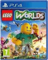 Игра для PS4 WB Lego Worlds