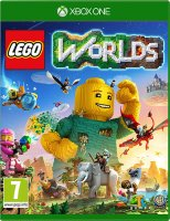 Игра для Xbox One WB Lego Worlds