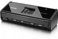 Компактный беспроводной сканер BROTHER ADS-1100W