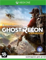 Игра для Xbox One Ubisoft Tom Clancy's Ghost Recon: Wildlands