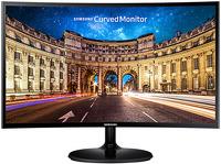 Монитор Samsung C24F390FHI Glossy Black